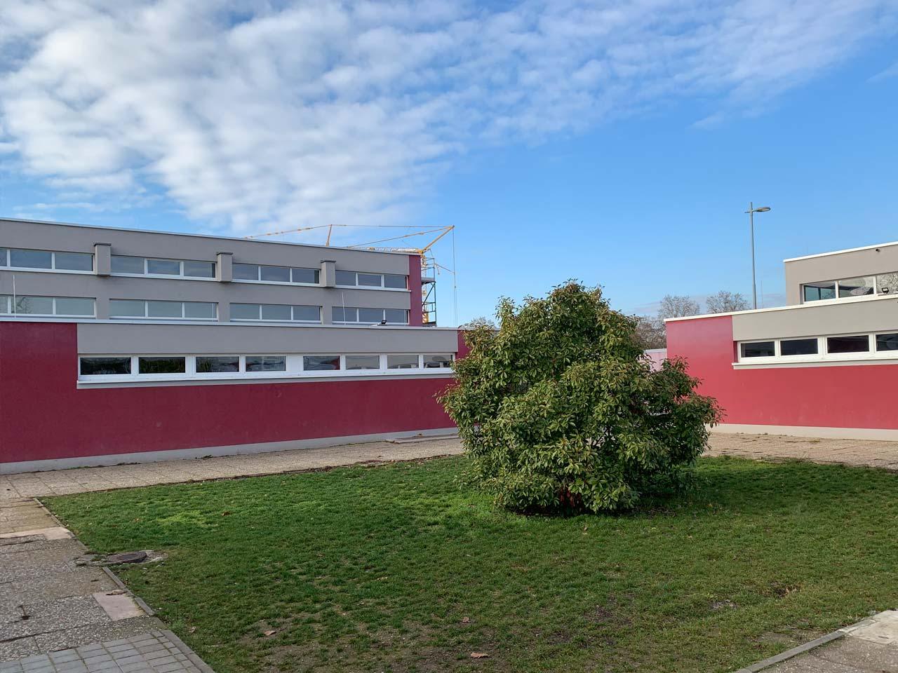 Sporthalle der Pfrimmtal Schule