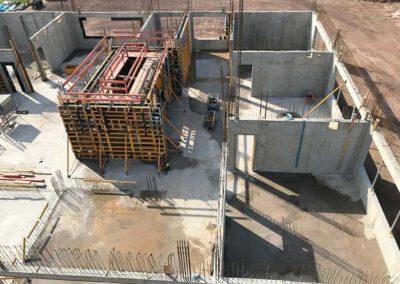 Neubau der Pfrimmtal-Realschule plus, 15. April 2021