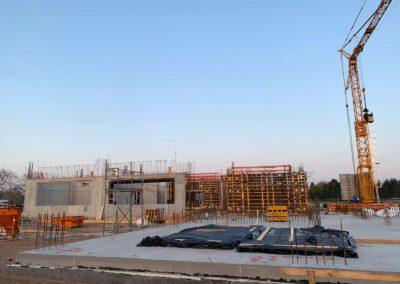 Neubau der Pfrimmtal-Realschule plus, 21. April 2021