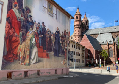 """Luther vor 500 Jahren in Worms: """"Hier stehe ich..."""""""